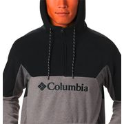SWEAT CAPUCHE Randonnée homme COLUMBIA LODGE II FLEECE