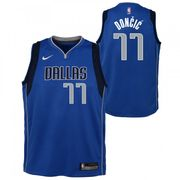 MAILLOT Basketball junior NIKE MAVERICKS DONCIC