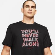 TEE SHIRT  homme NIKE LIVERPOOL VOICE 2020-2021