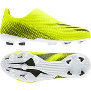 CHAUSSURES BASSES Football junior ADIDAS X GHOSTED.3 LL FG