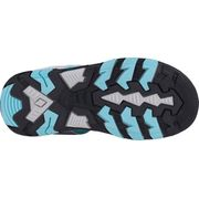WANABEE SAND 200 JR GRIS/TURQUOISE