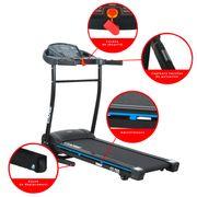 TAPIS DE COURSE Fitness  CARE CT-705