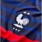 MAILLOT   NIKE France Benzema Domicile Homme 2020-2021
