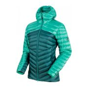 Mammut - Broad Peak IN Hooded doudoune pour femmes (turquoise)