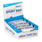 Barres Etixx High Protein Bar coco vanille 50g (12 unités)
