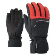 Ziener GLYN GTX(R)+Gore warm glove ski alpine red