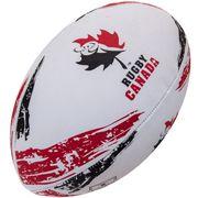 Ballon de rugby Supporter Gilbert Canada (taille 5)