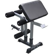 DKN Pupitre à biceps/Leg extension pour Heavy Duty Bench