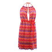 Robe de plage Luli Fama Song of the Sea Multicolore