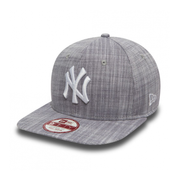 Casquette New Era NY Yankees Chambray 950 Gris