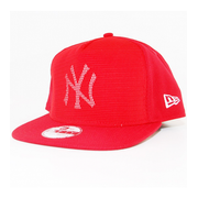 Casquette New Era NY Yankees Rouge Mesh Core