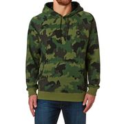 Hurley Aloha Fleece Pullover, Color: Camo, Size: Xl
