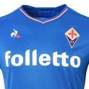 Maillot extérieur bleu Fiorentina authentique 2017/2018