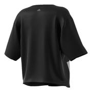 Adidas - Logo Femmes la formation T-chemise (noir)