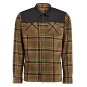 Chemise O'Neill Pm Hybrid Fleece - Green Aop