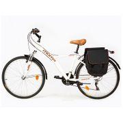 Moma Bikes Vélo Trekking, HYBRID 28