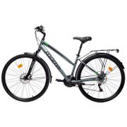 Moma Bikes, Vélo TREKKING, TREKKING PRO W 28