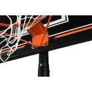 Panier de Basket Swager sur Pied, Mobile et Réglable de 2.30 à 3.05m - Basketball