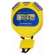 Chronomètre 2 temps - Précision