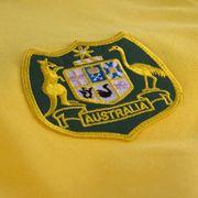 Australia WC 1974 Short Sleeve Retro Maillot 100% cotton