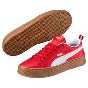 Puma Puma Smash Platform Vt Ribbon Red-Puma W 40 EU (9 US / 6.5 UK)