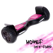 Hoverboard Hummer 8,5 Pouces Overboard,Gyropode Hover Board Smart Self Balance Scooter Electrique Auto-Équilibrage Skateboard 2x350W Moteurs