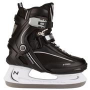 Nijdam patins de hockey sur glace taille 40 3350-ZWW-40