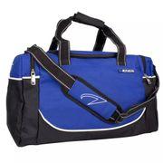 Avento Sac de sport M Noir/Bleu cobalt 50TD