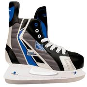 Nijdam patins de hockey sur glace polyester taille 38 3386-ZBZ-38