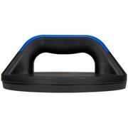 Avento Poignées push-up rotatives 41VY-ZWK-Uni 2 pcs Noir