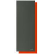 Avento Tapis de fitness anthracite/rose fluorescent 41WB