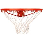 New Port Anneau de basketball orange