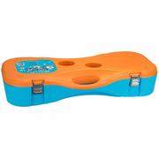 Get Go Ensemble jeu de badminton & Bleu et Orange 65KA