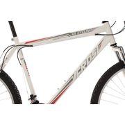 VTT semi rigide 26'' Icros blanc-rouge TC 51 cm KS Cycling