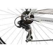 VTC dame 28'' Vegas blanc TC 48 cm multi KS Cycling