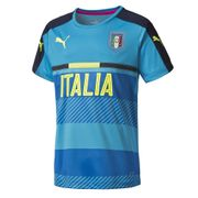 tee shirt entrainement Italie Puma FIGC Italia Training Jersey