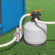 Bestway Pompe à filtre à sable Flowclear 9,8 m³ / h
