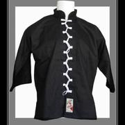 Tenue de kung fu wu shu - noir Taille - 170cm