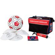 Football kit PSG - Ballon sac coupelles brassard - Collection officielle PARIS SAINT GERMAIN - T 5