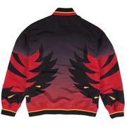 Veste d'échauffement M&N Nba Authentic Atlanta Hawks