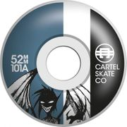SKATE COMPLET ENFANT CARTEL 7.5 DEMON SLATE
