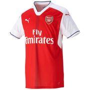 Maillot Domicile Arsenal gilet