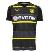 2016-2017 Borussia Dortmund Puma Away Football Shirt