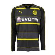 2016-2017 Borussia Dortmund Away Long Sleeve Puma Shirt