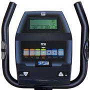 Vélo elliptique i.QUARTZ II G2381FD Magnétique. 18 Kg. 43cm. 24 niveaux. Bluetooth, MP3, Apllis, Itinéraires virtuéls