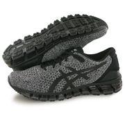 Asics Gel Quantum 360 Knit 2 noir, chaussures de running homme