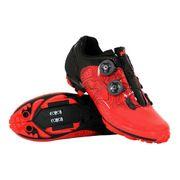 Chaussures VTT Massi Ergon rouge