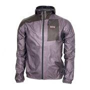 GORE RUNNING WEAR® - R7 Goretex Shakedry Hommes veste de course (gris foncé/noir)