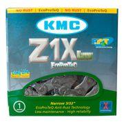 Chaîne KMC Z1X Narrow EPT 112 maillons Single Speed