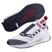 Puma Tsugi Jun Sport Stripes Puma White-Peaco 40.5 EU (8 US / 7 UK)